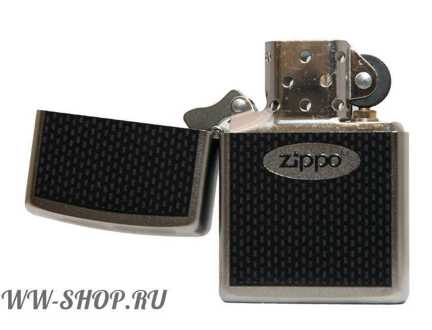 зажигалка zippo- oval chromed out Челябинск